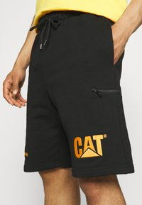 Caterpillar - CAT MACHINERY - Shorts - black - 4