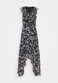 Banana Republic - RUFFLE - Maxi dress - black - 4