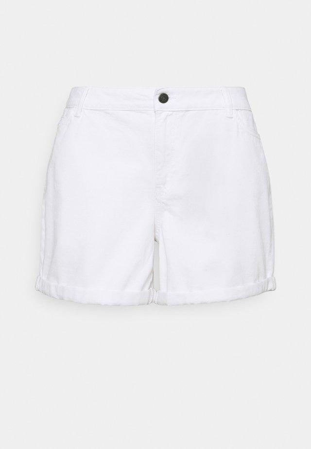 NMSMILEY - Džínové kraťasy - bright white