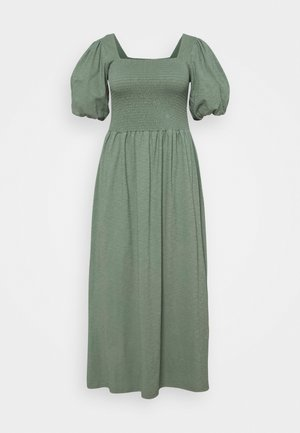 VMALINA ANKLE SMOCK DRESS  - Maxi dress - laurel wreath
