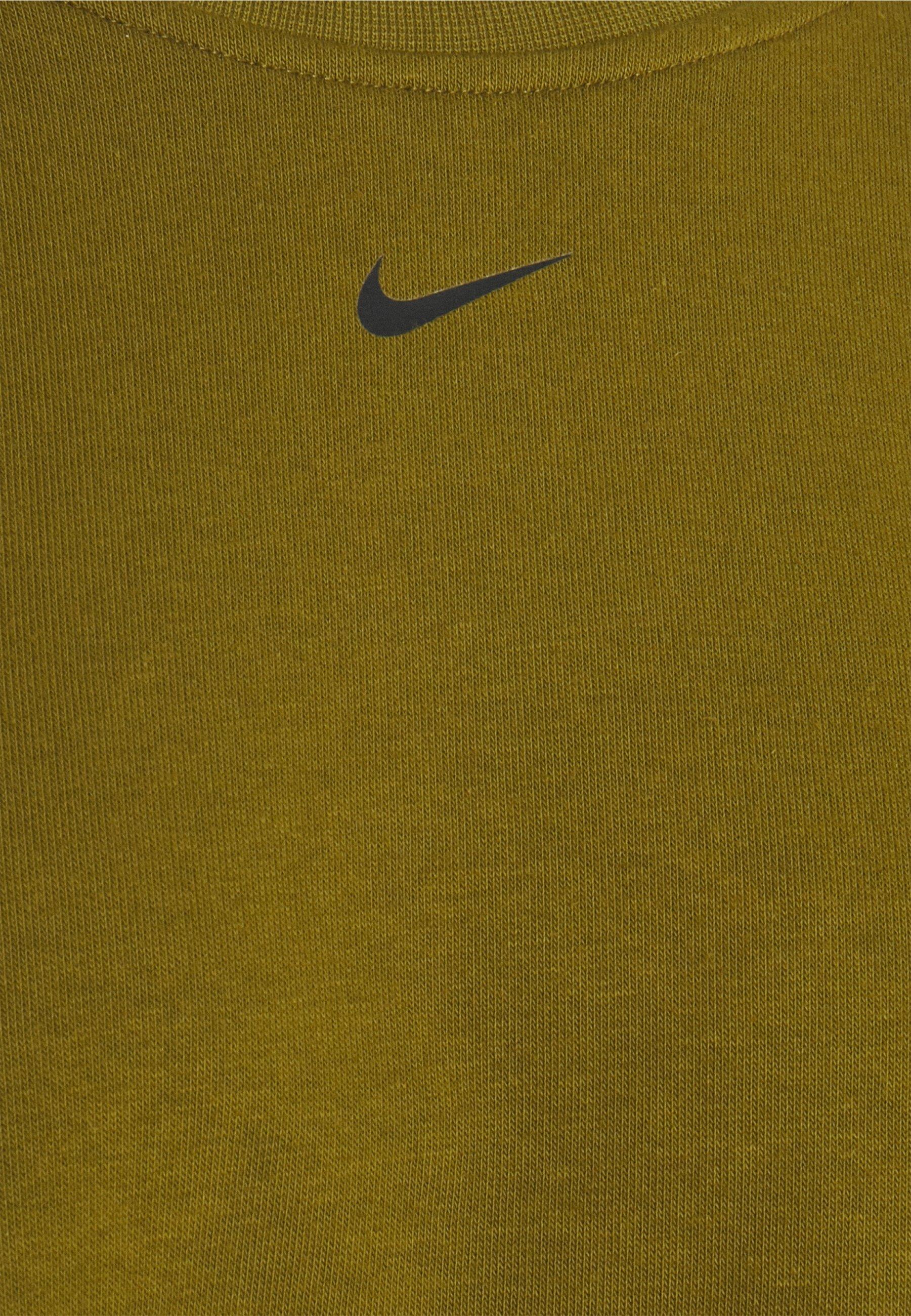 Nike Performance GET FIT - Sweatshirt - olive flak/black KAkLR