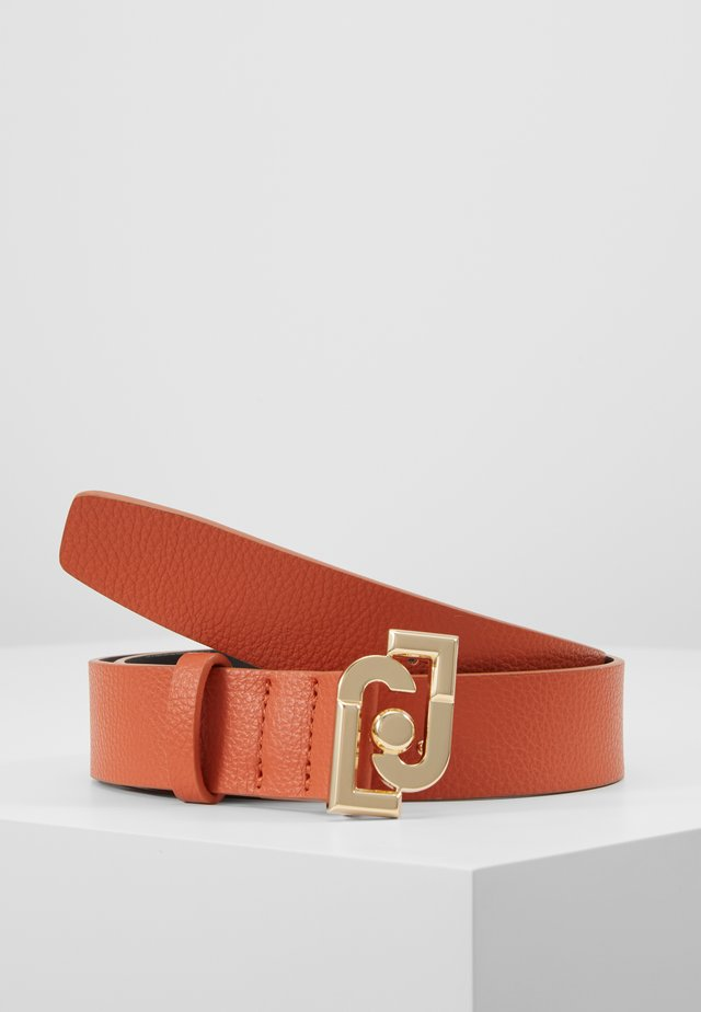 BELT  - Ceinture - terracotta