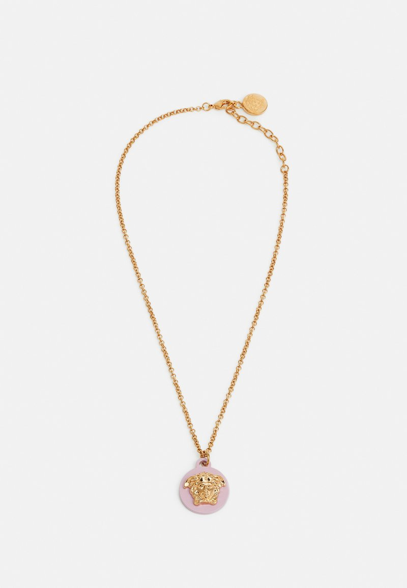 Versace - COLLANA MEDUSA VERNICIATO - Náhrdelník - rosegold-coloured/oro