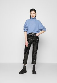 Weekday - AGGIE TURTLENECK - Pullover - dove blue - 1