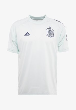 SPAIN FEF TRAINING SHIRT - Camiseta estampada - green