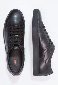 HUGO - FUTURISM  - Sneakers laag - black - 1