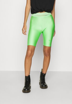 EVIDE BIKER  - Szorty - summer green