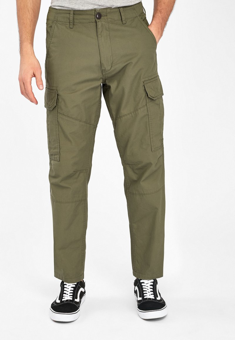 Next - Cargo trousers - green
