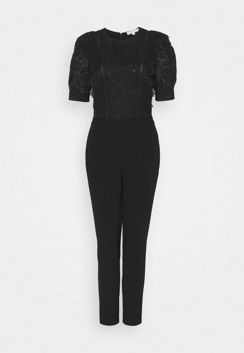 MICHAEL Michael Kors - TUXEDO - Jumpsuit - black