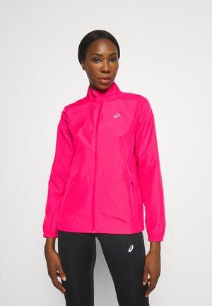 CORE JACKET - Sporta jaka - pixel pink
