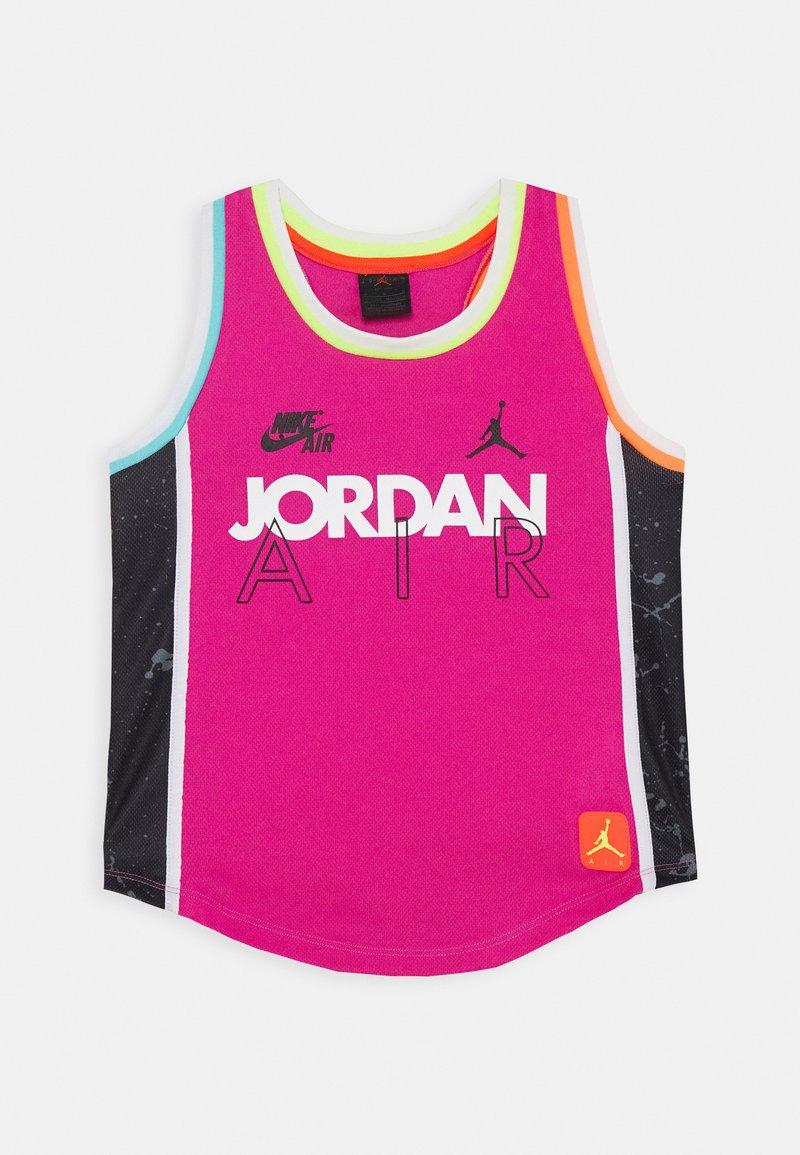 Jordan - SCHOOL OF FLIGHT TANK - Top - fire pink
