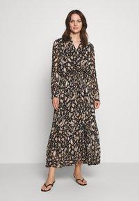 InWear - CLARICE DRESS - Maxikjoler - black - 0