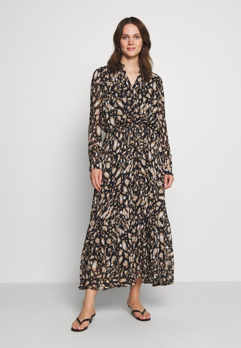 InWear - CLARICE DRESS - Maxikjoler - black