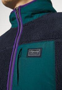 Superdry - ZIP THRU HOOD - Summer jacket - nautical navy - 5
