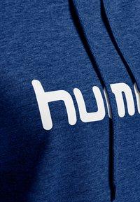 Hummel - Hoodie - blue - 2