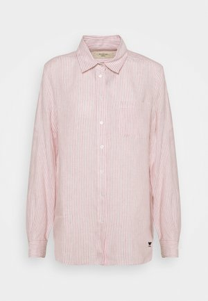 GUINEA - Button-down blouse - rosa