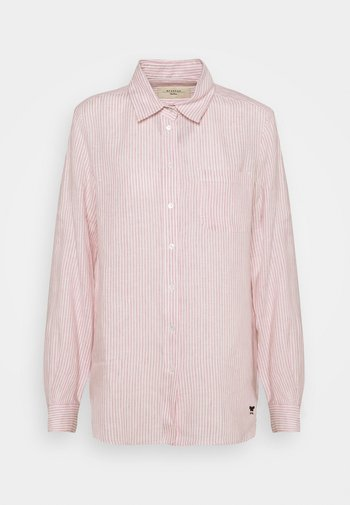 GUINEA - Button-down blouse - rosa
