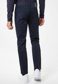 Pierre Cardin - LYON - Slim fit jeans - dark blue - 2