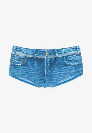 Bikini bottoms - jeansblau