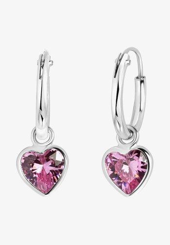 Earrings - roze