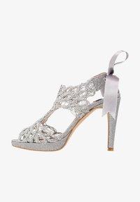 LAB - High heeled sandals - plata - 1