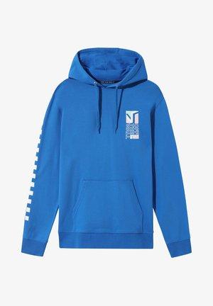 MN DIMENSION PO - Kapuzenpullover - victoria blue