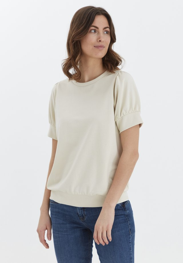T-shirt con stampa - birch
