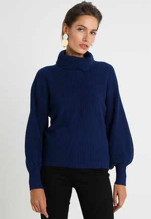 ALLICA  - Strikpullover /Striktrøjer - blue depths
