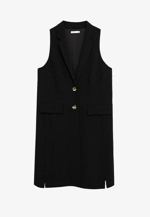 LEONOR8 - Waistcoat - schwarz