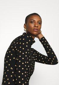 Dorothy Perkins - Long sleeved top - black - 3