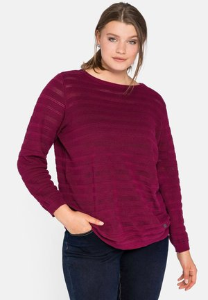 Maglione - himbeere