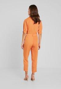 Fashion Union Petite - SAFFRON  - Trousers - orange - 3