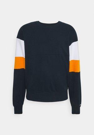 JCOLOGAN CREW NECK - Sweatshirt - navy blazer