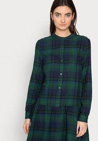 Gap Tall - Shirt dress - blackwatch - 3