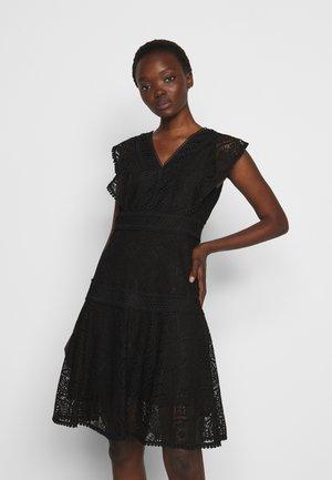 SHANNON DRESS - Robe de soirée - black