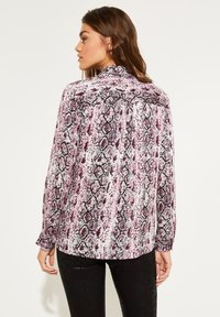 comma casual identity - Button-down blouse - rose - 2