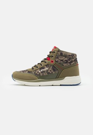 PARRY MID - High-top trainers - green
