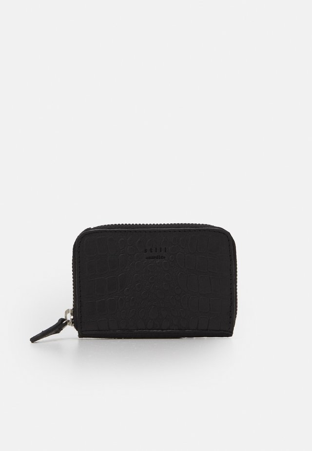EVIE SMALL WALLET - Lompakko - black