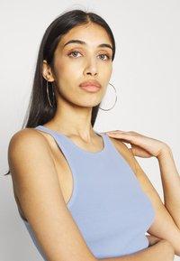 Weekday - STELLA DRESS - Jerseykleid - blue - 3
