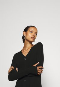HUGO - SAFFAT - Jumper dress - black - 4