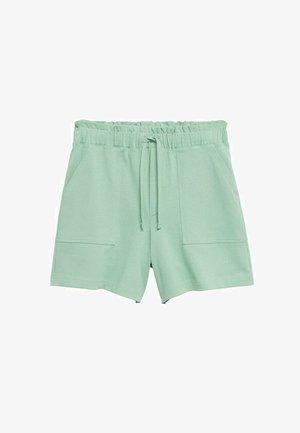 Pantalon de survêtement - pastelgroen