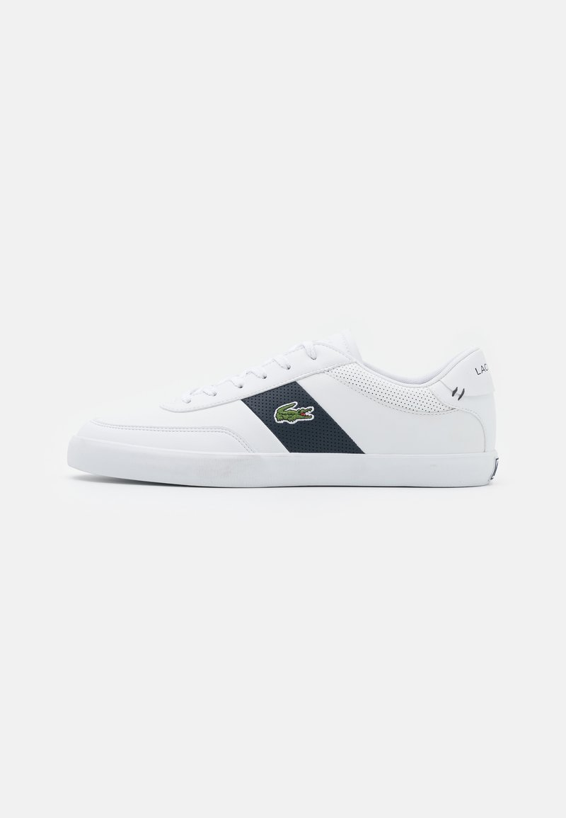 Lacoste - COURT MASTER - Sneakers - white/navy