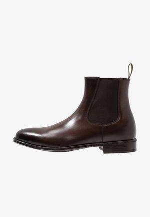 AUGU - Kotníkové boty - testa di moro
