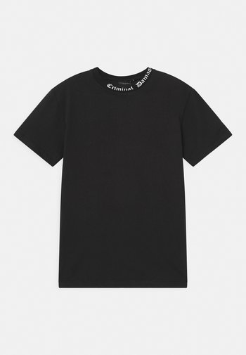GOTH  - Print T-shirt - black