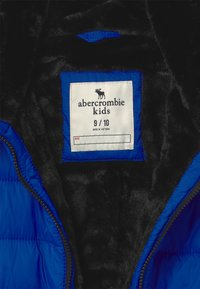 Abercrombie & Fitch - COZY PUFFER UNISEX - Winterjas - blue solid - 3