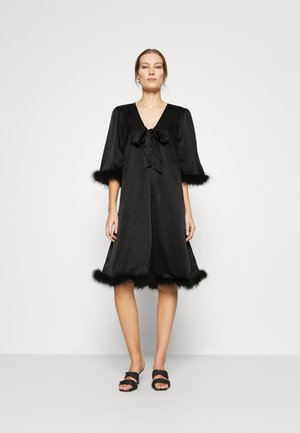 BELLIS DRESS - Robe de soirée - black