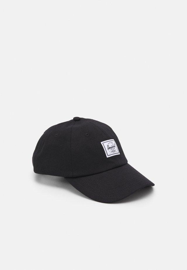 SYLAS CLASSIC UNISEX - Cappellino - black denim