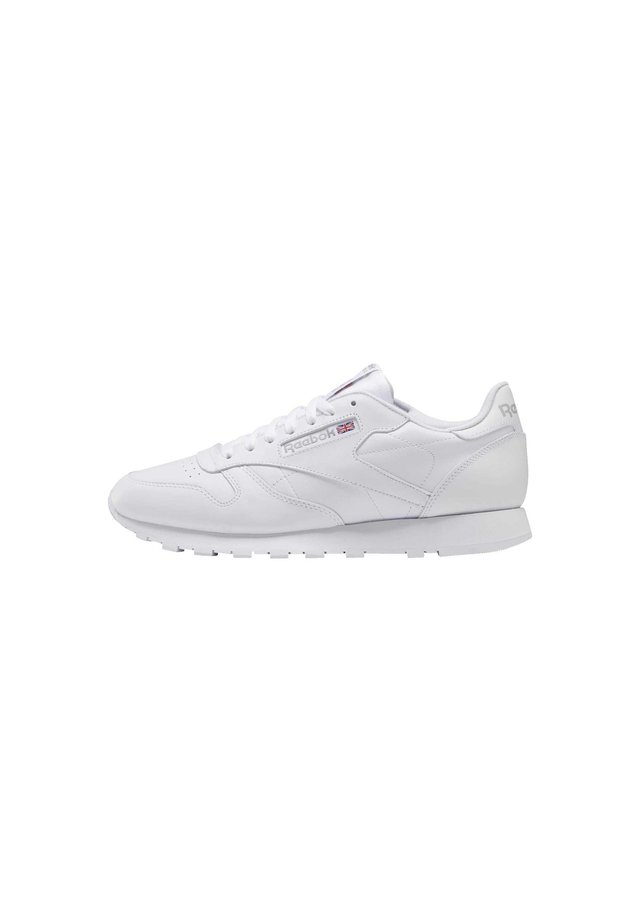 CLASSIC LEATHER - Trainers - white