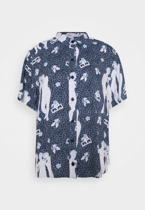 FREE BIRDS SHIRT - Blouse - saphire multi