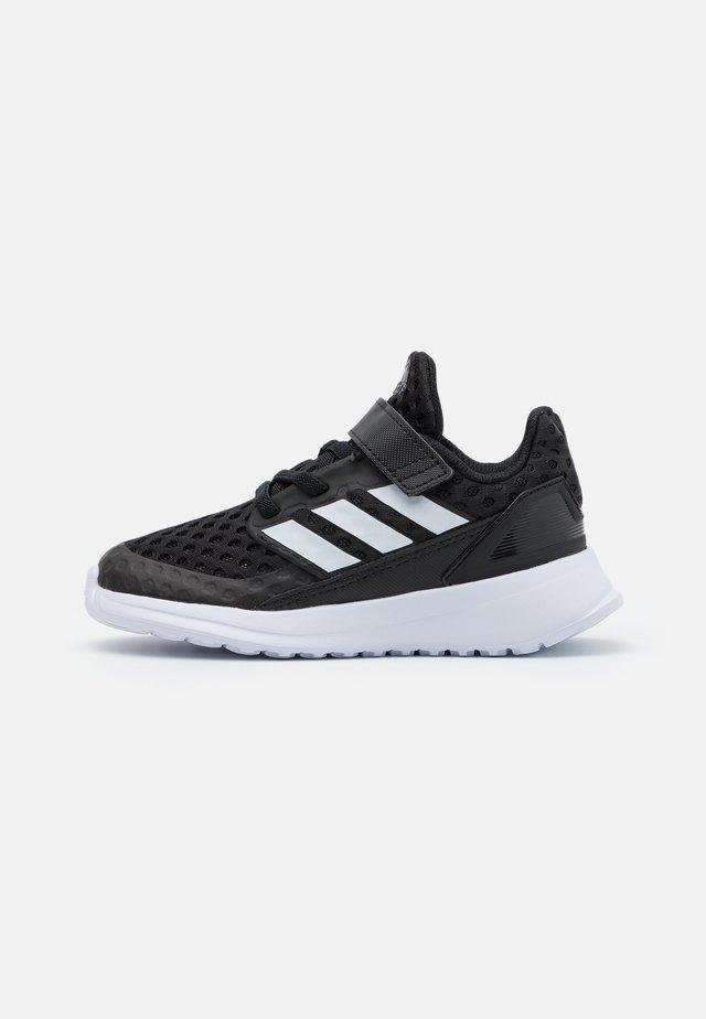 RAPIDARUN UNISEX - Chaussures de running neutres - core black/footwear white